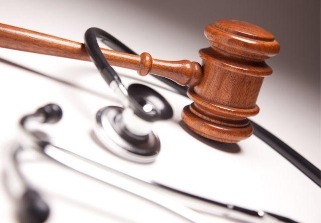 Negligencia médica en el código penal
