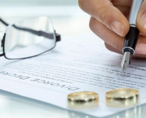 El divorcio en España